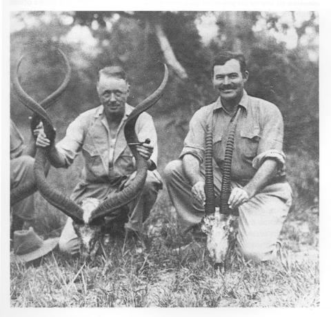 Hemingway and Percival